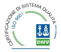 certificazione di sitema di qualità ISO 9001