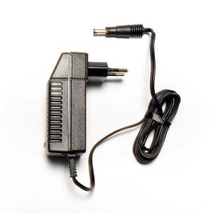carica batteria per barella doccia