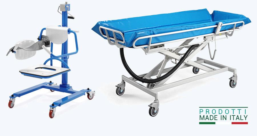 Prodotti e attrezzature medicali per strutture sanitarie - Prontomed