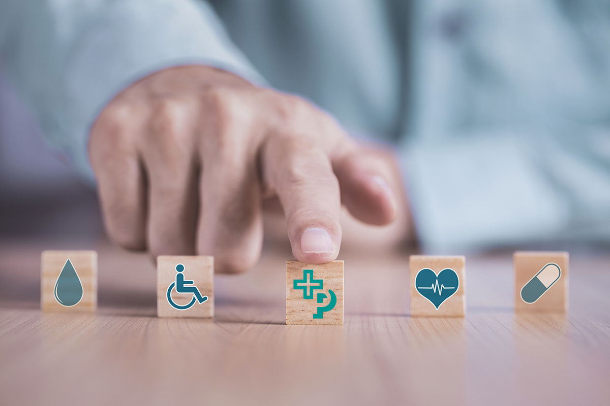 Servizi e arredamenti per strutture sanitarie